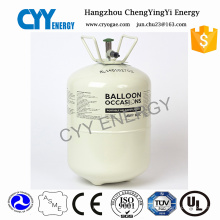 50L Portable Stainless Steel Helium Gas Cylinder for Party