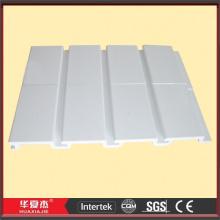 Slatwall decorativo del PVC para la pared de la bodega