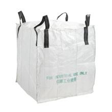 Black Loops FIBC Bulk Taschen für die Verpackung Pet Chips