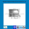 alta calidad personalizar caja de herramientas de aluminio para caja de herramientas portátil