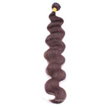 Оптовая продажа 100% девственницы чисто дешевые объемная волна бразильского Remy человеческих волос утка