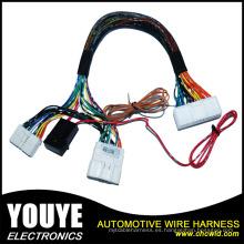 Cable eléctrico ensamble el mazo de cables y el arnés de cableado del conjunto de cables