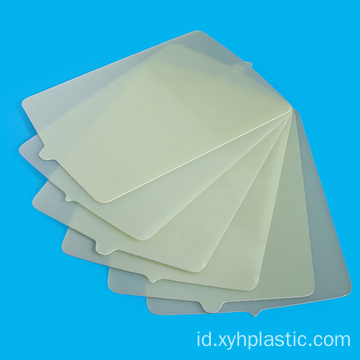 Phenolic Glass Epoxy Resin Tembaga Berpakaian FR4 Sheet