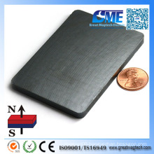"Ceramic 8 F3""X2""X1/4"" Hard Block Ferrite Magnets"