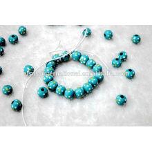 Perles en bois en gros / en vrac en bois perles en gros Chine