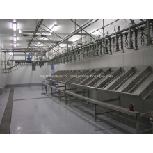 Sistema de classificação de peso para equipamentos de processamento de aves