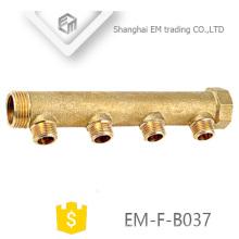 Tubo colector de latão EM-F-B037