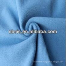couleur unie ou impression couleur polaire tissu unidirectionnel
