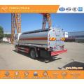 DFAC 4x2 RHD Aluminium Oil Tank Truck Capacity 6CBM