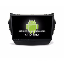 Factory OEM car Gps/auto audio Gps/ Car stereo gps navigator with android 7.1 Qcta core Free maps for ix45 2013-2015