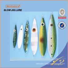 JML054_1 fishing lure metal jig saltwater Slow Jig Lure