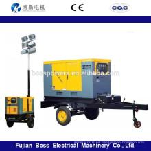 Con generación de energía diesel ATS 20KW FOTON