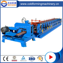 Aluminium Z Adjustable Purlin Forming Machine