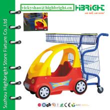 Детская тележка, детская ручная тележка, корзина для покупок в супермаркете