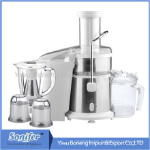 Newly Electric Juice Extractor Fruit Juicer of Good Quality (SF808) 4 in 1