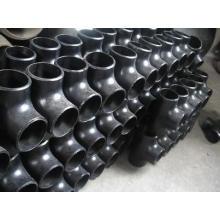 Тройник из углеродистой стали для сварки труб