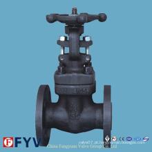 Válvula de Válvula de Vedação em Aço Forjado