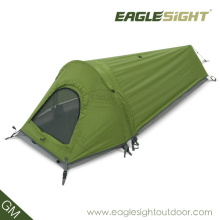 Single Door Tent for 1 People Backpack Camp Tent