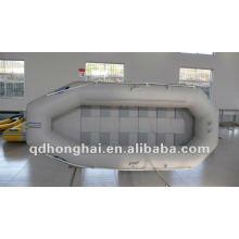 barco inflável 2012, barato barco de caiaque de pesca CE HH-F265