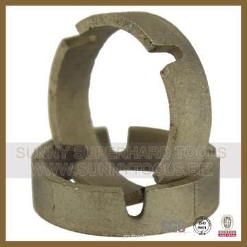 Concrete Stone Crown Diamond Segment for Core Drill Bit (SY-CDS-9789)
