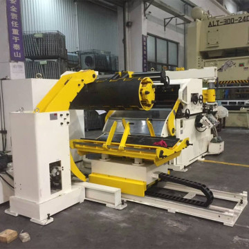 Decoiler Leveler Feeder