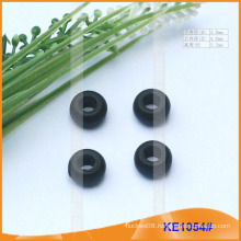 Fashion Plastic cord end/bead for garments KE1054#