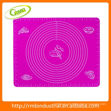 Non stick Silicone Baking Mat with Measurement and Guides