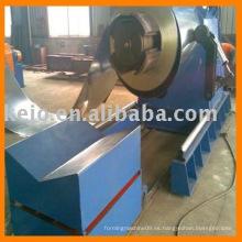 Desenrollador de acero de 10 toneladas