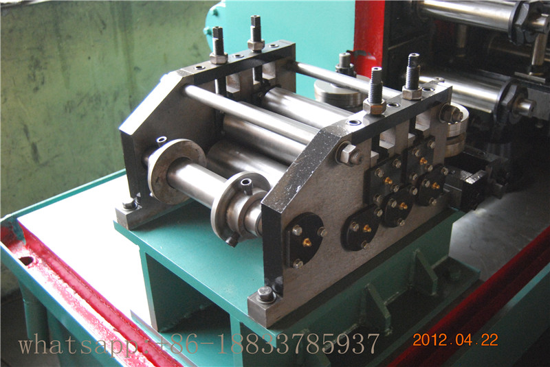 High Frequency Welding Pipe Mill Roll Forming Machine