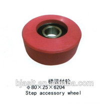 Step accessory Roller for Escalator Parts