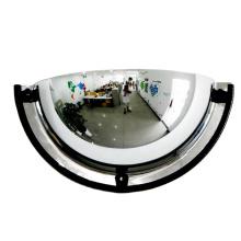 50cm 180 Degree Acrylic 2.0mm Half Dome Mirror, Mini Indoor Security Dome Mirror/