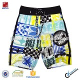 customer unique design colorful beach short for men with back pocket