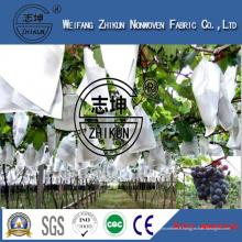 Utilisé pour l'agriculture des tissus non-tissés de Spunbond de pp