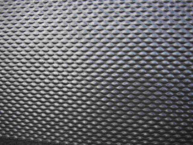 embossed sheet metal for grow light