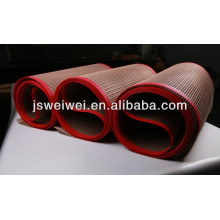 Hot sale China manufacturer TEFLON mesh conveyor belt