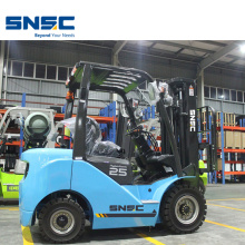 Nissan Engine 2.5Ton New LPG Forklift