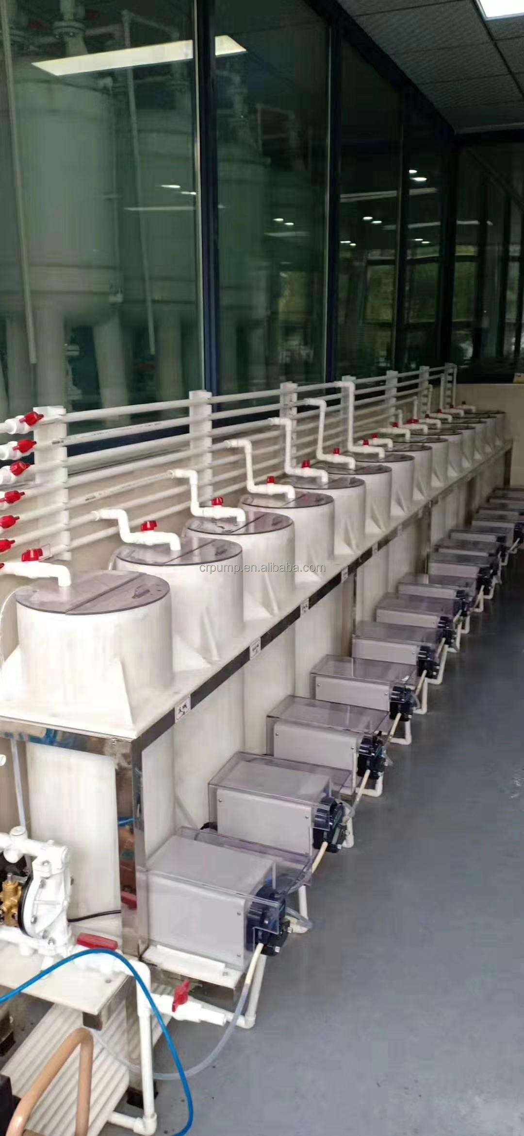 peristaltic pump application