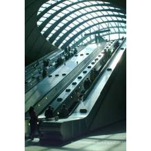 Эскалатор из нержавеющей стали, изготовленный на китайском языке