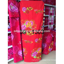 Home textile 100%polyester printing bedsheet fabric