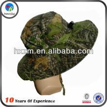green fashion custom bucket hat