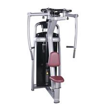 Equipo de gimnasio comercial sentado Pec Fly Chest Machine