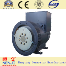 NENJO brand 8.8KW/11KVA prim power low frequency brushless generator with AVR