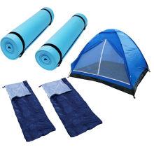 3 Season Camping Tent Double Layer Waterproof Windproof