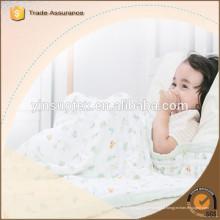 Фабрика одеяла вахты 100% Muslin высокого качества мягкая от Кита
