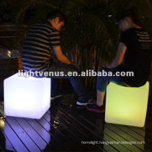 PE material, Colorful LED Cube