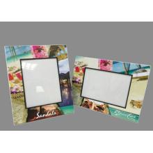 Diseño personalizado de impresión de marcos de fotos de vacaciones
