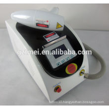 Tattoo removal nd yag laser hair removal machine portable