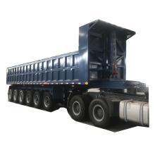 6 Axle Rear Dump Semi Trailer