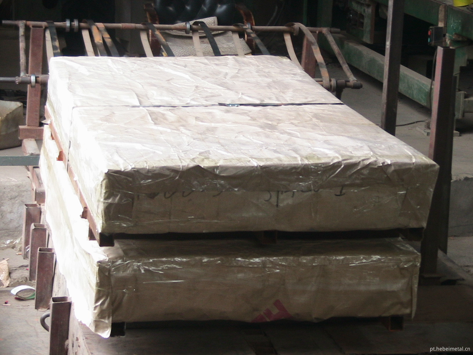 CR sheet packing