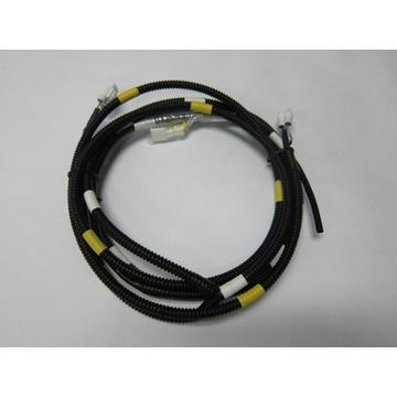 Mazo de cables fotovoltaico con panel solar